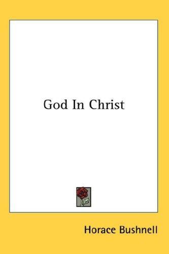 God In Christ