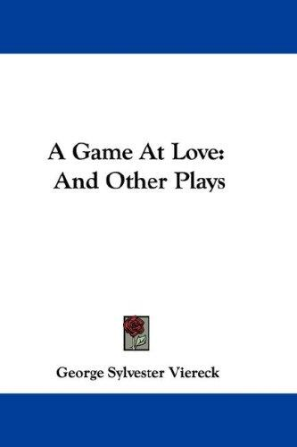 A Game At Love