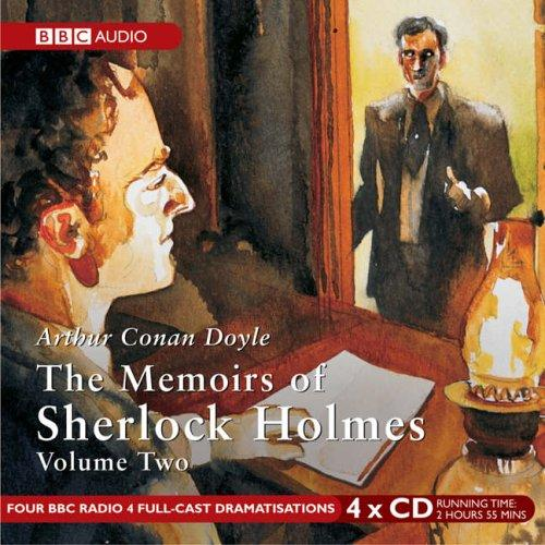 The Memoirs of Sherlock Holmes (BBC Audio)