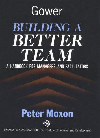 Building a Better Team