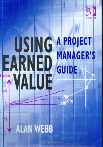 Using Earned Value by Alan Webb