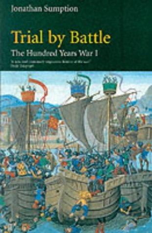 Hundred years war by Jonathan Sumption
