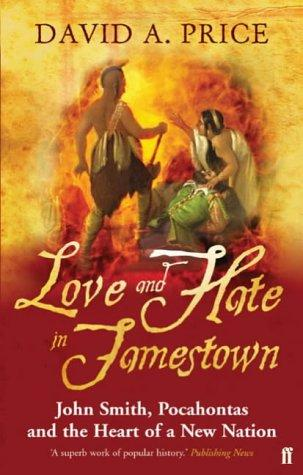 Love & hate in Jamestown by David Price