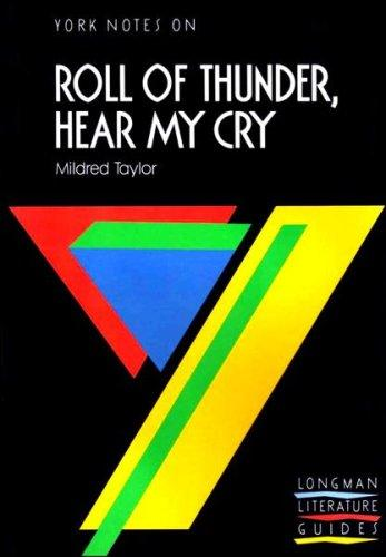 "York Notes on Mildred Taylor's ""Roll of Thunder, Hear My Cry"" by Ashley Gaskin"