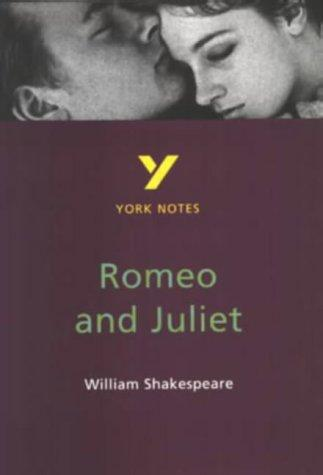 "York Notes on William Shakespeare's ""Romeo and Juliet"" by N.H. Keeble"