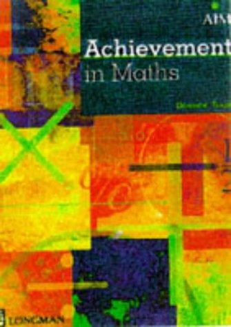 Achievement in Maths (Certificate of Achievement in Mathematics) by Dominic Turpin