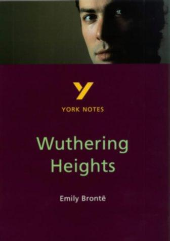 "York Notes on Emily Bronte's ""Wuthering Heights"" by A.J.P. Smith"