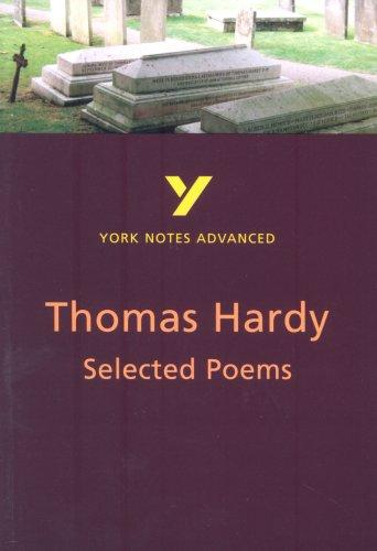"York Notes on ""The Selected Poems of Thomas Hardy"" by Alan Pound"