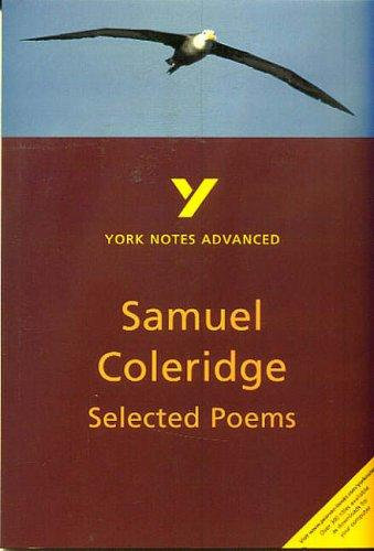 Selected Poems of Coleridge by Samuel Coleridge