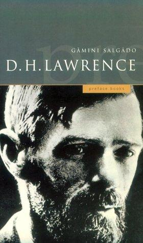 A Preface to D. H. Lawrence by Gamini Salgado