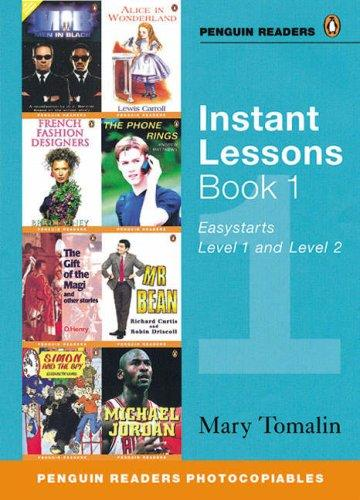 Easy Level 1 and 2 by M. Tomalin