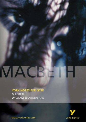 "York Notes on ""Macbeth"" by William Shakespeare by James Sale"