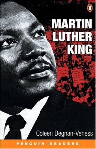 Martin Luther King, Level 3 by Coleen Degnan-Veness