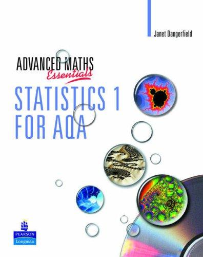 Statistics 1 for AQA by J Crawshaw