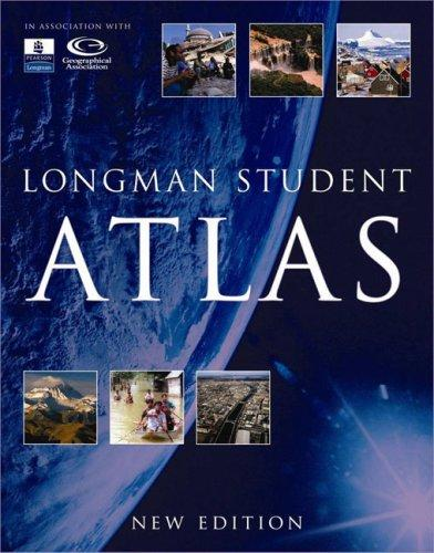 Longman Student Atlas by Olly Phillipson
