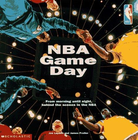 NBA game day by Joseph Layden