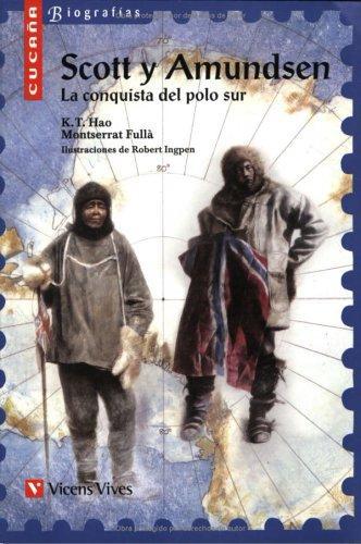 Libro de segunda mano: Scott y Amundsen
