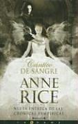 Cantico de sangre by Anne Rice