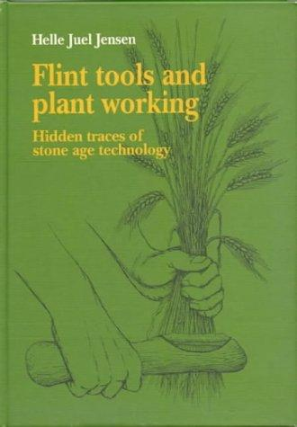 Flint tools and plant working by Helle Juel Jensen