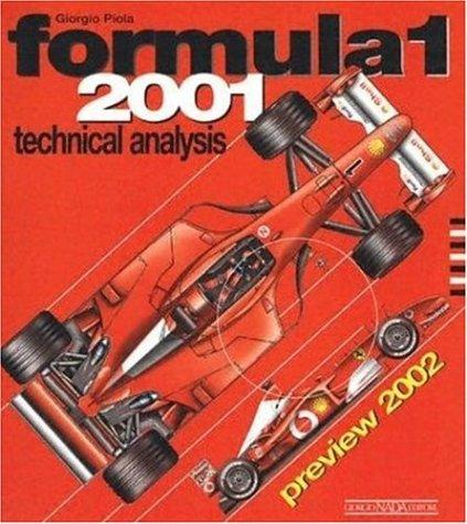 Formula One 2001 Technical Analysis by Giorgio Piola