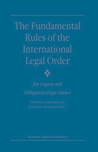 The fundamental rules of the international legal order by