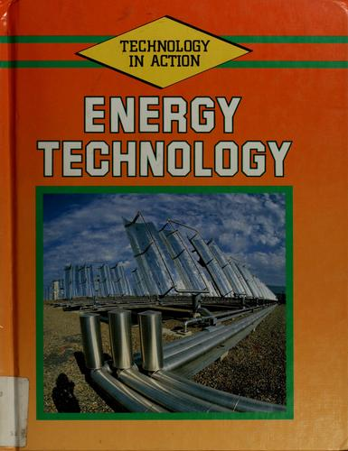 Energy technology by Lambert, Mark