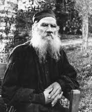 Photo of Tolstoy