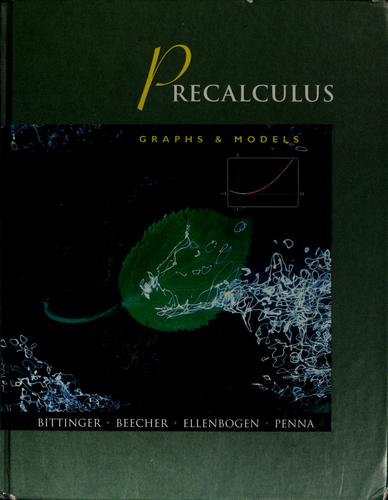 Precalculus by