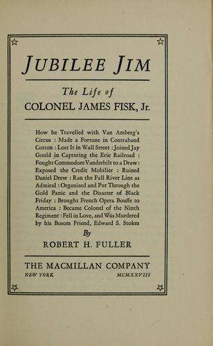Jubilee Jim