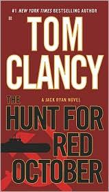HUNT FOR RED OCTOBER by Tom Clancy