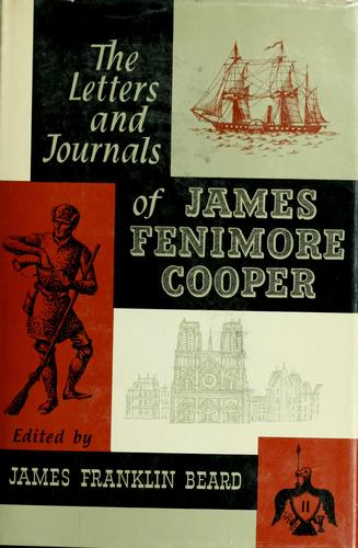 Letters and journals by James Fenimore Cooper