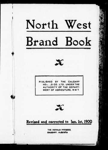 North west brand book by