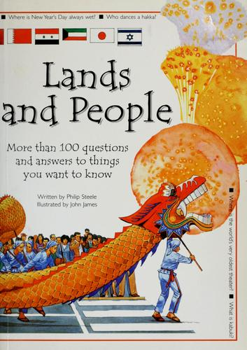 Lands and people by Philip Steele