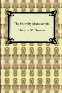 The Quimby manuscripts by P. P. Quimby