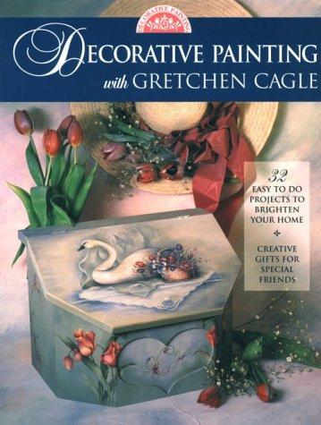 Decorative painting with Gretchen Cagle by Gretchen Cagle