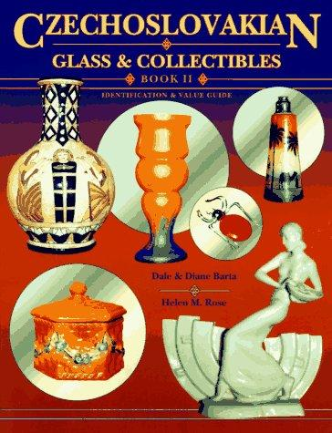 Czechoslovakian glass & collectibles by Dale Barta