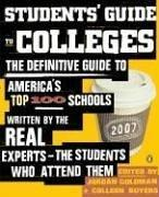 Students' guide to colleges by