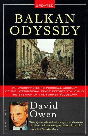 Balkan Odyssey