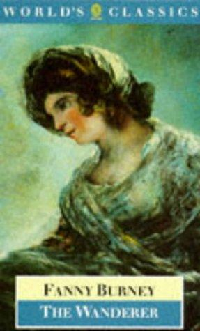 The wanderer, or, Female difficulties by Fanny Burney
