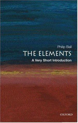 The Elements by Philip Ball