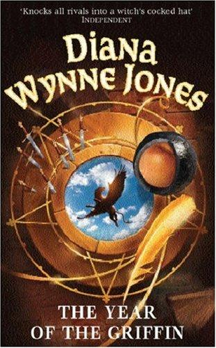 The Year of the Griffin (Gollancz) by Diana Wynne Jones