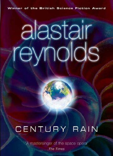 Century Rain (Gollancz) by Alastair Reynolds