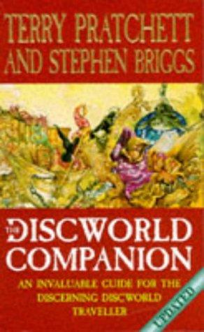 The Discworld Companion by Terry Pratchett
