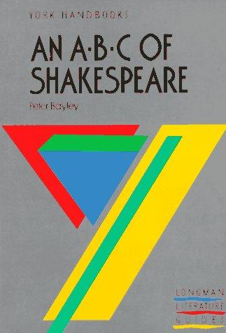 An ABC of Shakespeare by P. Bayley