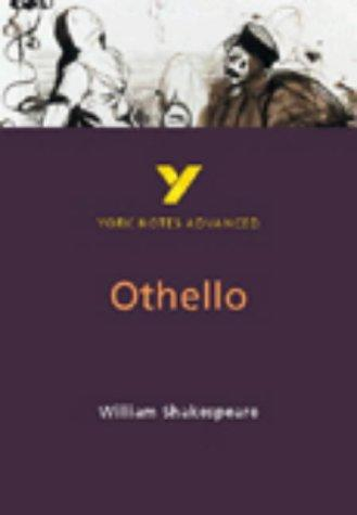 "York Notes on Shakespeare's ""Othello"" by Rebecca Warren"