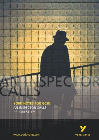 "York Notes on ""An Inspector Calls"" by John Scicluna"