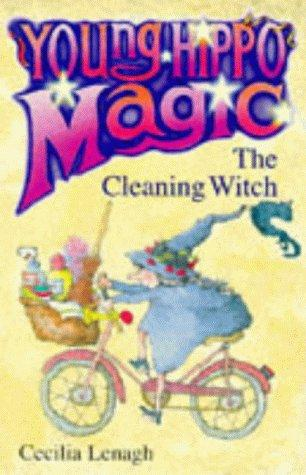 The Cleaning Witch by Cecilia Lenagh