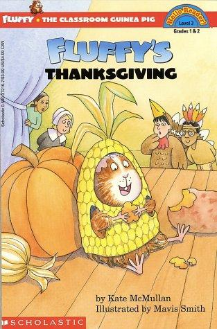 Fluffy's Thanksgiving by Kate McMullan
