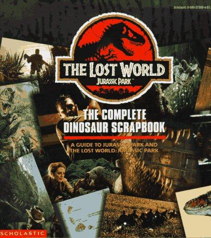 Lost World Scrapbook by Mca