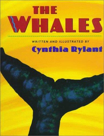 Whales by Cynthia Rylant
